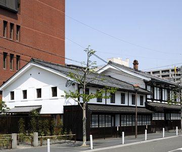 島津製作所 創業記念資料館 画像